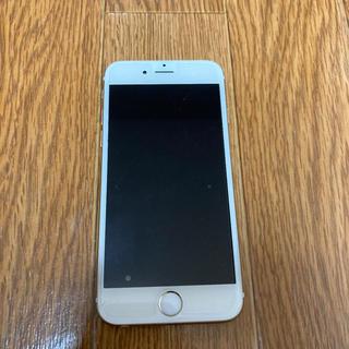 アイフォーン(iPhone)のiPhone 6 64GB 美品 ゴールド(スマートフォン本体)
