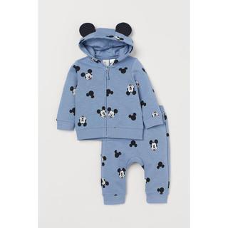 H&M - H&M*Disney ディズニー Mickey ミッキー セットアップ 68