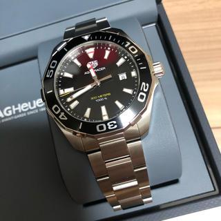 タグホイヤー(TAG Heuer)の【超美品】タグホイヤー アクアレーサー WAY101A ケースサイズ 43mm(腕時計(アナログ))
