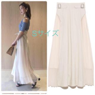 snidel - 完売色🌷新品タグ付き🍀スナイデル スイッチングスカート
