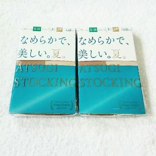アツギ(Atsugi)のストッキング 6足(タイツ/ストッキング)