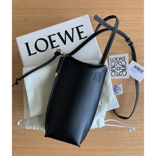 LOEWE - LOEWE ロエベ ゲートポケット ブラック