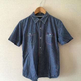 ハーレー(Hurley)のハーレー メンズ デニムシャツ 半袖(シャツ)