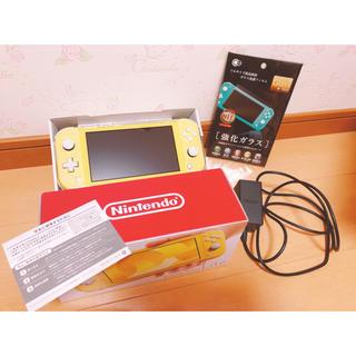 任天堂 - Nintendo Switch Lite イエロー 中古