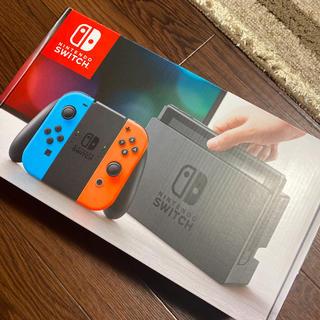 Nintendo Switch Joy-Con (L) ネオンブルー/ (R)