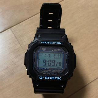 ジーショック(G-SHOCK)のg-shock ブラック×ブルーシリーズ gw-m5610ba-1jf(腕時計(デジタル))