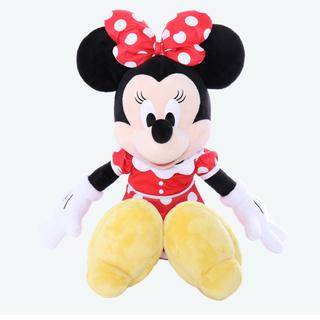 Disney - 特大ぬいぐるみ@ミニー
