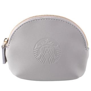 スターバックスコーヒー(Starbucks Coffee)の4連休sale!!【台湾スタバ】サイレンロゴ のコインケースグレー(コインケース)