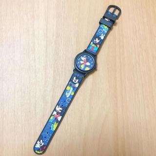 ミッキーマウス - 【電池切れ】ディズニーストア レトロ ミッキー 腕時計