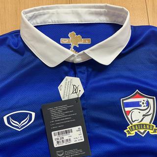 サッカー タイ代表 ユニフォーム 新品 Lサイズ(ウェア)