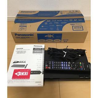 Panasonic - 【Panasonic】ブルーレイDIGA DMR-BRW1020 1TB