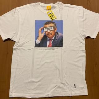 VANQUISH - #FR2 smoking kills Tシャツ XLサイズ