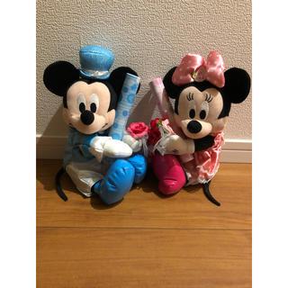 ミッキーマウス - ミッキー&ミニー ぬいぐるみセット②
