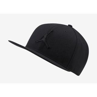 NIKE - 黒黒① JORDAN PRO JUMPMAN キャップ