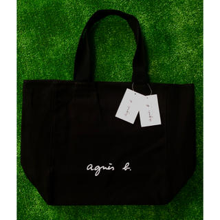 agnes b. - アニエスベー トートバッグ  Lサイズ 新品
