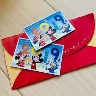 ディズニー(Disney)のディズニーチケット 未使用(フェイスケア/美顔器)