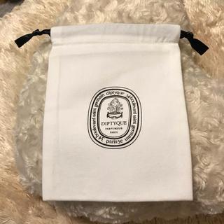 ディプティック(diptyque)の新品 diptyque 巾着 ディプティック ノベルティ(ポーチ)