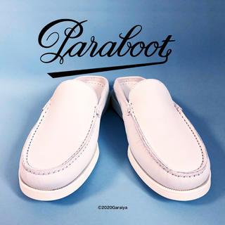 Paraboot - 【新品:未使用】BIEMS別注PARABOOT BAHAMAミュール スリッポン
