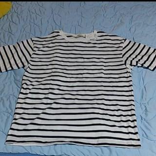 アズノウアズ(AS KNOW AS)のas know as☆新品ボーダーTシャツ(Tシャツ(半袖/袖なし))