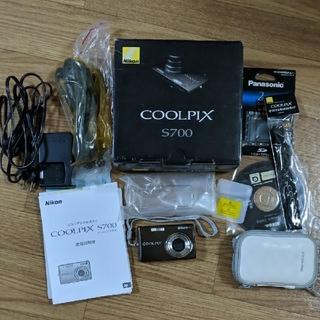 Nikon - Nikon COOLPIX S700