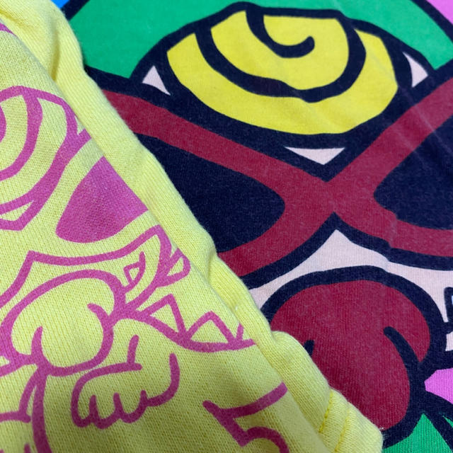 HYSTERIC MINI(ヒステリックミニ)のミニラset◡̈⃝ キッズ/ベビー/マタニティのキッズ服男の子用(90cm~)(Tシャツ/カットソー)の商品写真