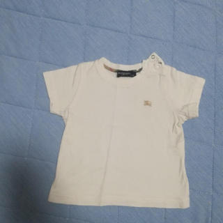バーバリー(BURBERRY)のバーバリーの70cmのTシャツ(Tシャツ)