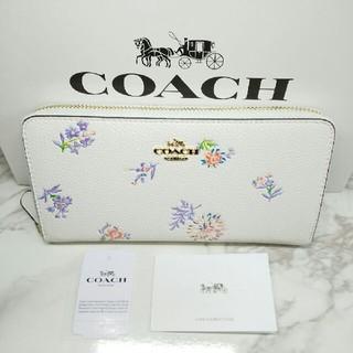 COACH - COACH♥️コーチ♥️人気♥️ ☆新作☆長財布☆新品未使用☆ F69832