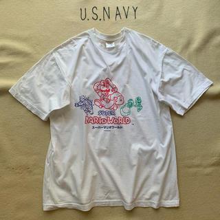ニンテンドウ(任天堂)の90s SUPER MARIO WORLD T ヴィンテージ(Tシャツ/カットソー(半袖/袖なし))