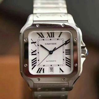 即購入OK!!!カルティエ Cartier 腕時計 自動巻き メンズ