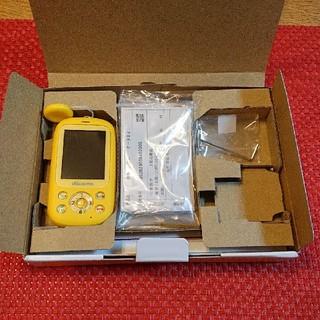 エヌティティドコモ(NTTdocomo)の新品✨docomoキッズ携帯(携帯電話本体)