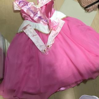 Disney - ディズニープリンセス オーロラ姫ドレス