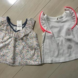 ベビーギャップ(babyGAP)のベビーギャップ トップス2枚60(Tシャツ)
