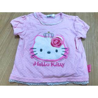 ハローキティ(ハローキティ)のハローキティー プリンセスTシャツ(Tシャツ/カットソー)