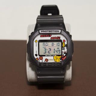 ジーショック(G-SHOCK)の[激レア] CASIO G-SHOCK Disney ミッキーマウス コラボ時計(腕時計(デジタル))