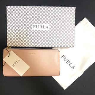 フルラ(Furla)の財布 FURULA フルラ ウォレット ピンク ピンクベージュ レディース(財布)