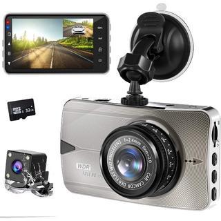 【2020最新版】ドライブレコーダー 前後カメラ1080PフルHD