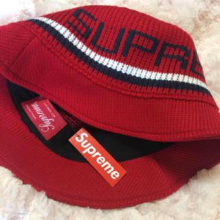 Supreme - supreme Knit Logo Crusher  破格での出品‼️ 最終
