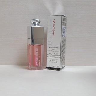 ディオール(Dior)のディオール アディクト リップグロウオイル 001(リップグロス)