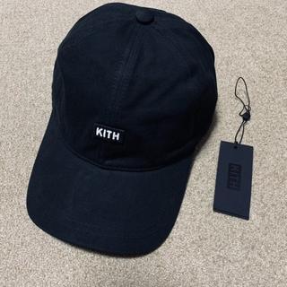 KITH NYC DAT HAT キャップ 帽子 コットン ブラック