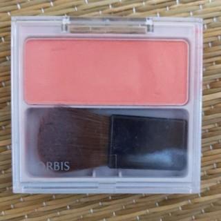 オルビス(ORBIS)のオルビス ナチュラルフィットチーク ライトピンク(チーク)