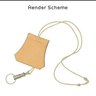 エンダースキーマ(Hender Scheme)のHender Scheme キーネックホルダー(ネックレス)