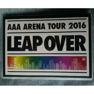 AAA - AAA LEAP OVER 通常盤DVD