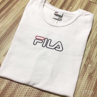 GYDA - GYDA × FILA コラボTシャツ