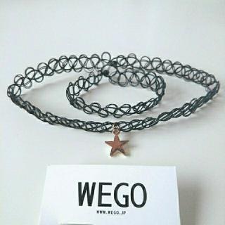 ウィゴー(WEGO)のWEGO タトゥー風チョーカー(ネックレス)
