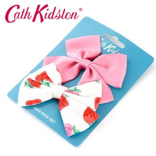 Cath Kidston - 【値引き☆】【新品】キャスキッドソン リボン いちご ピンク キッズ