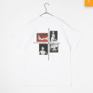FREAK'S STORE - フォトTシャツ マリリンモンロー