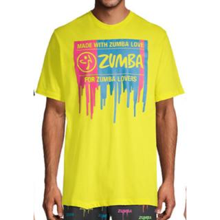 ズンバ(Zumba)のZUMBA ズンバ フリーサイズ 新品 未使用 未開封 8月11日発売の最新作(Tシャツ(半袖/袖なし))
