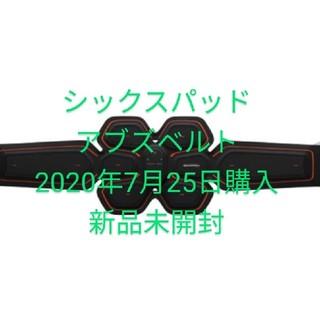 シックスパッド(SIXPAD)の【新品・未使用】SIXPAD シックスパッド アブズベルト S/M/L 2(トレーニング用品)