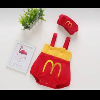 サイズ 90 マクドナルド McDonalds コスプレ ハロウィン パーティ
