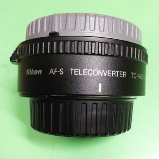 Nikon - Nikon TC-14E ii AF-s TELECONVERTER 1.4x
